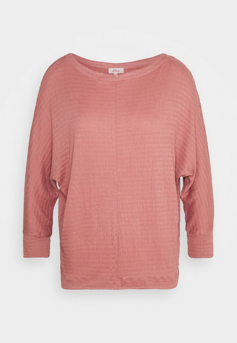 s.Oliver - Long sleeved top - blush