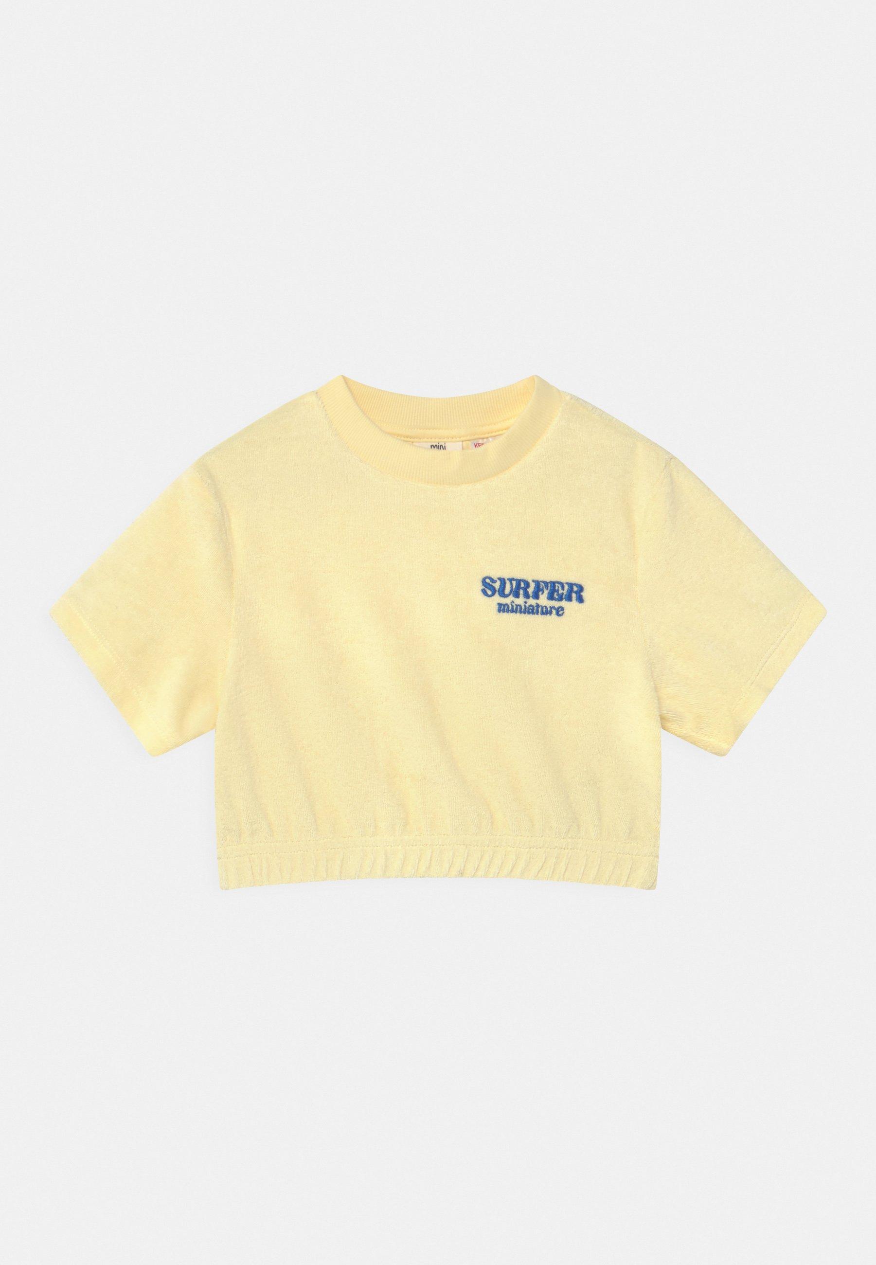 Bambini MINI TOWELLING TEE - T-shirt con stampa