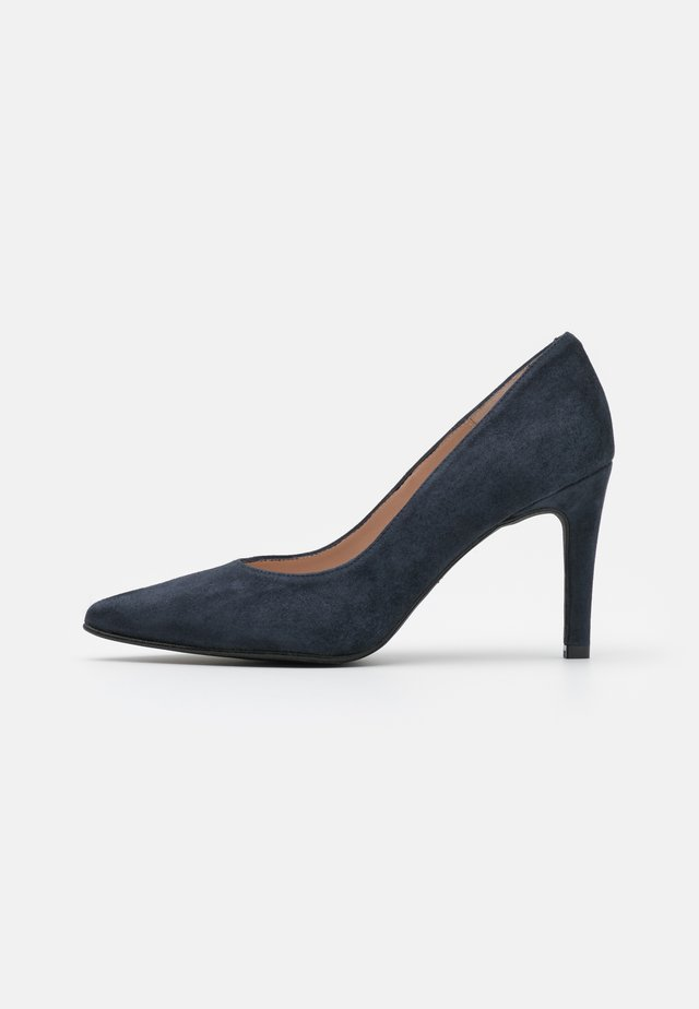 INES - Klassiska pumps - navy