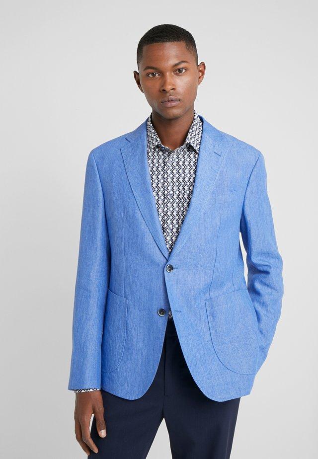 HOVEREST - Blazer jacket - blue