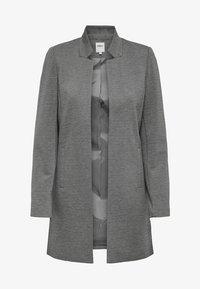 ONLY - ONLPOPTRASH SOHO - Manteau court - grey melange - 4
