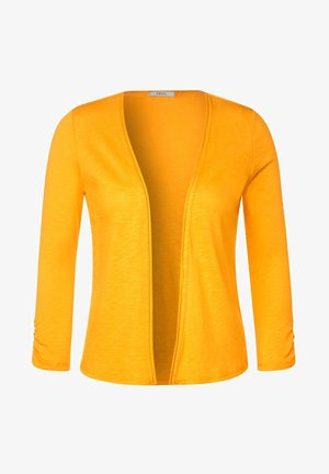 MIT RAFFUNG - Cardigan - yellow