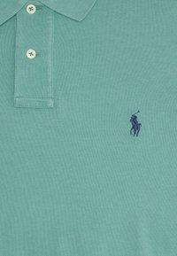 Polo Ralph Lauren - SLIM FIT MESH POLO SHIRT - Polotričko - seafoam - 2