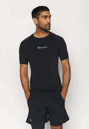 LEGACY GET ON TRACK CREWNECK - Camiseta básica - black