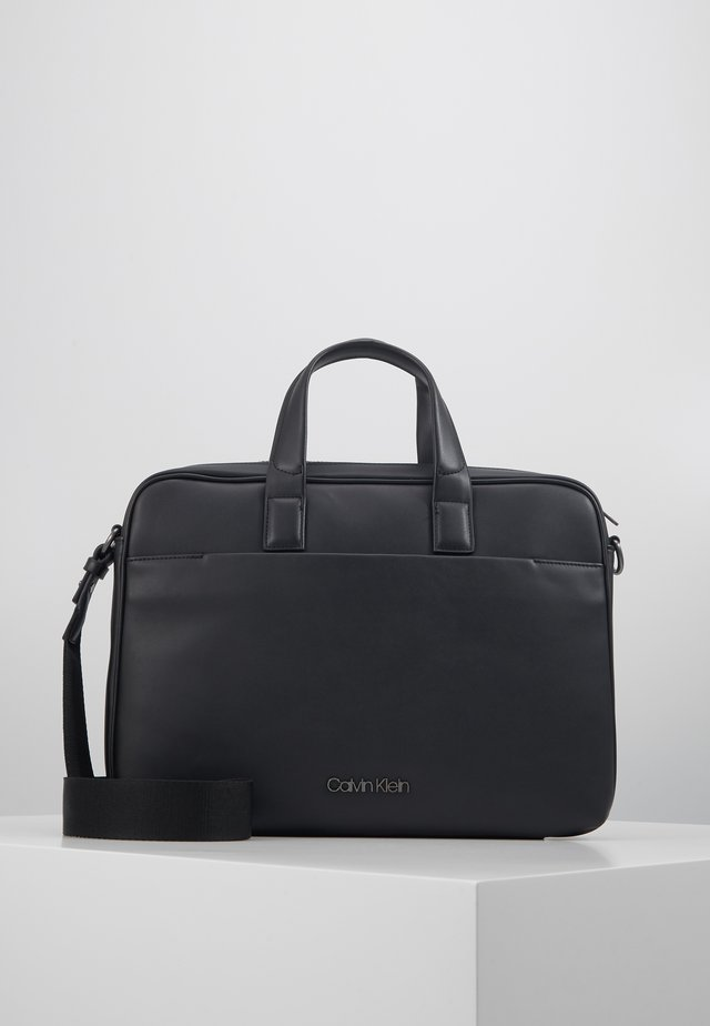 CENTRAL LAPTOP BAG - Ventiquattrore - black