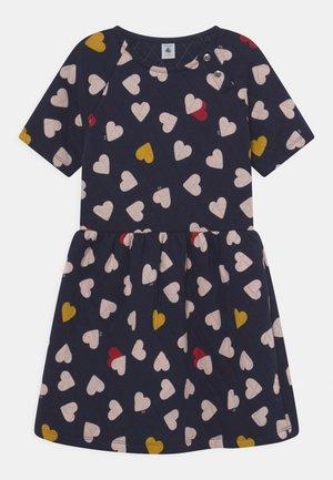 TORNADE - Jersey dress - smoking/multicolour