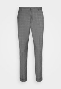 Isaac Dewhirst - CHECK SUIT - Kostym - light grey - 4