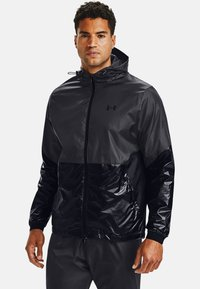 Under Armour - LEGACY - Windbreaker - blackout purple - 0