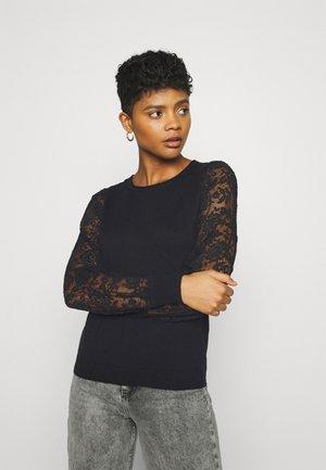 ONLVICKY - Pullover - black