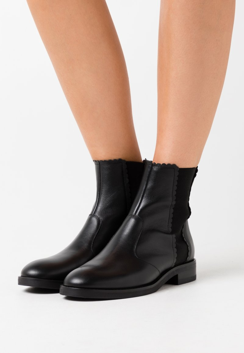 See by Chloé - Classic ankle boots - nero