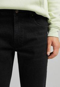 Bershka - SLIM - Slim fit jeans - off-white - 3