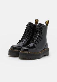 Dr. Martens - JADON - Platform ankle boots - black - 2