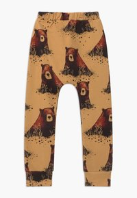 Walkiddy - 2 PACK - Tracksuit bottoms - yellow - 1
