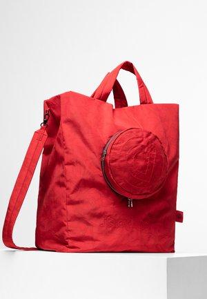 SHOPPING BAG OLYMPIA - Schoudertas - red