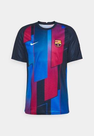 FC BARCELONA - Club wear - soar/obsidian/pale ivory