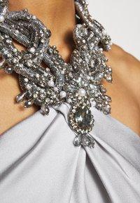 Marchesa - Suknia balowa - silver - 7