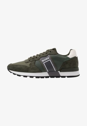 R610 - Sneakers basse - olive