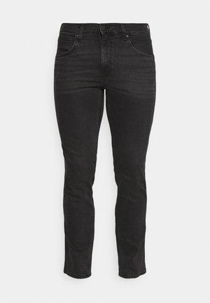 GREENSBORO - Jeans straight leg - black crow
