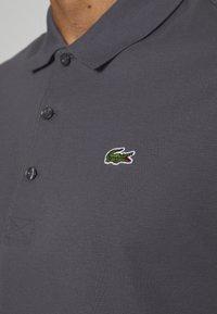 Lacoste Sport - HERREN KURZARM - Polo shirt - graphite - 5
