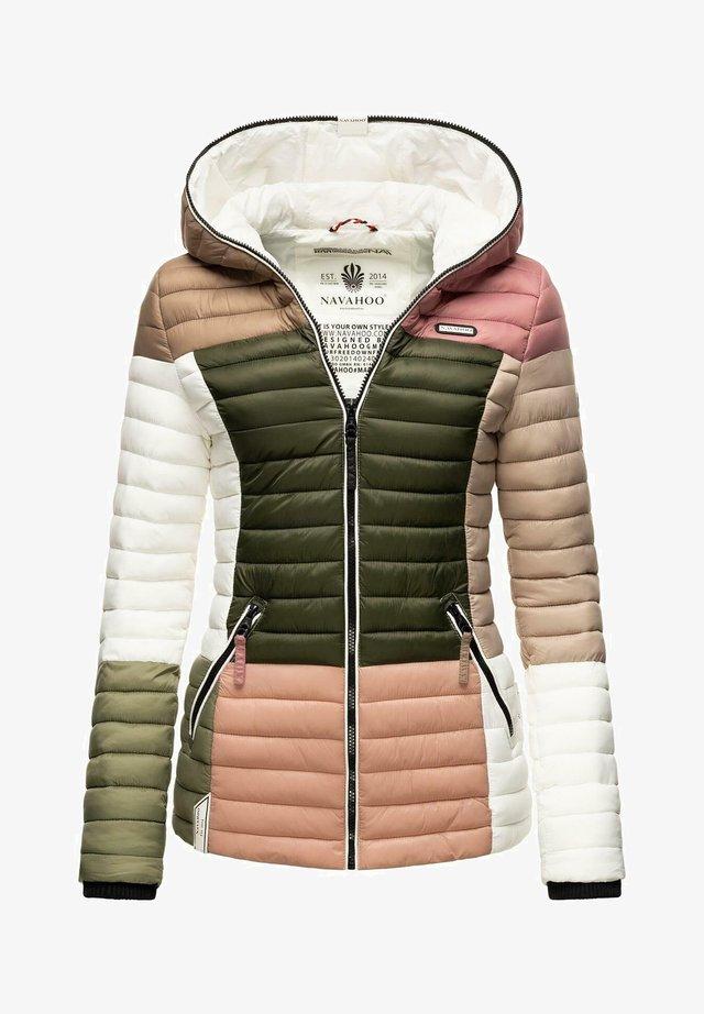 Light jacket - multicolour naturals