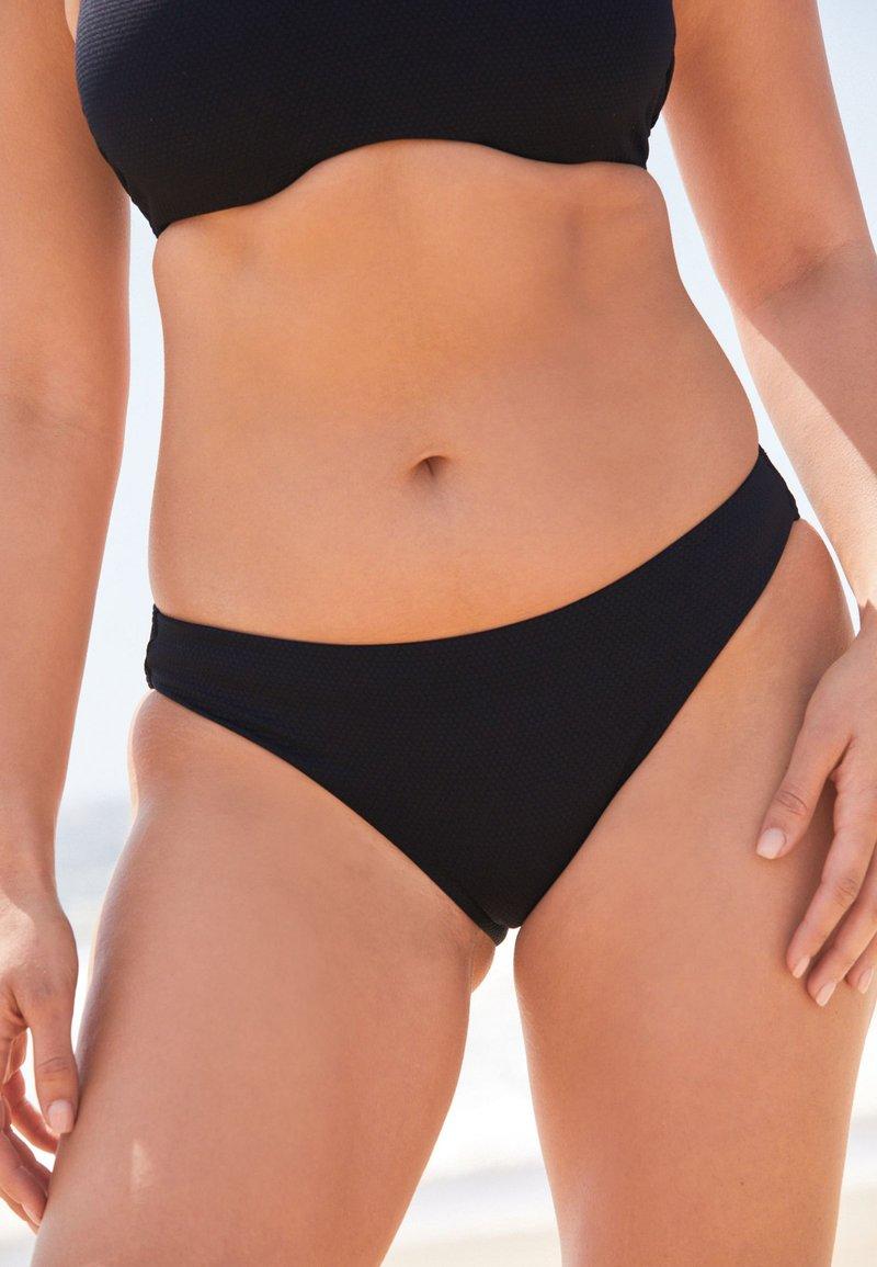 Next - Bikini bottoms - black