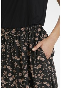 Kaffe - KASTARRY  - A-line skirt - black - 1