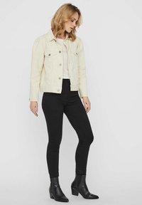 Vero Moda - Denim jacket - ecru - 1
