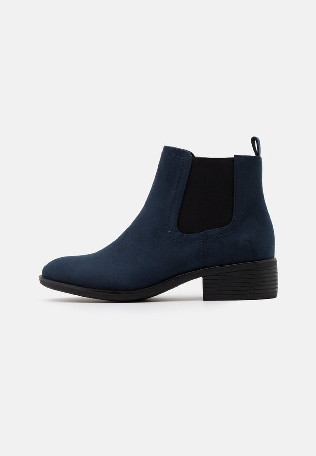 MAPLE CHELSEA - Ankle boots - navy