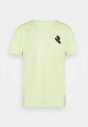 MONO HAND EXCLUSIVE UNISEX - T-shirt con stampa - mint