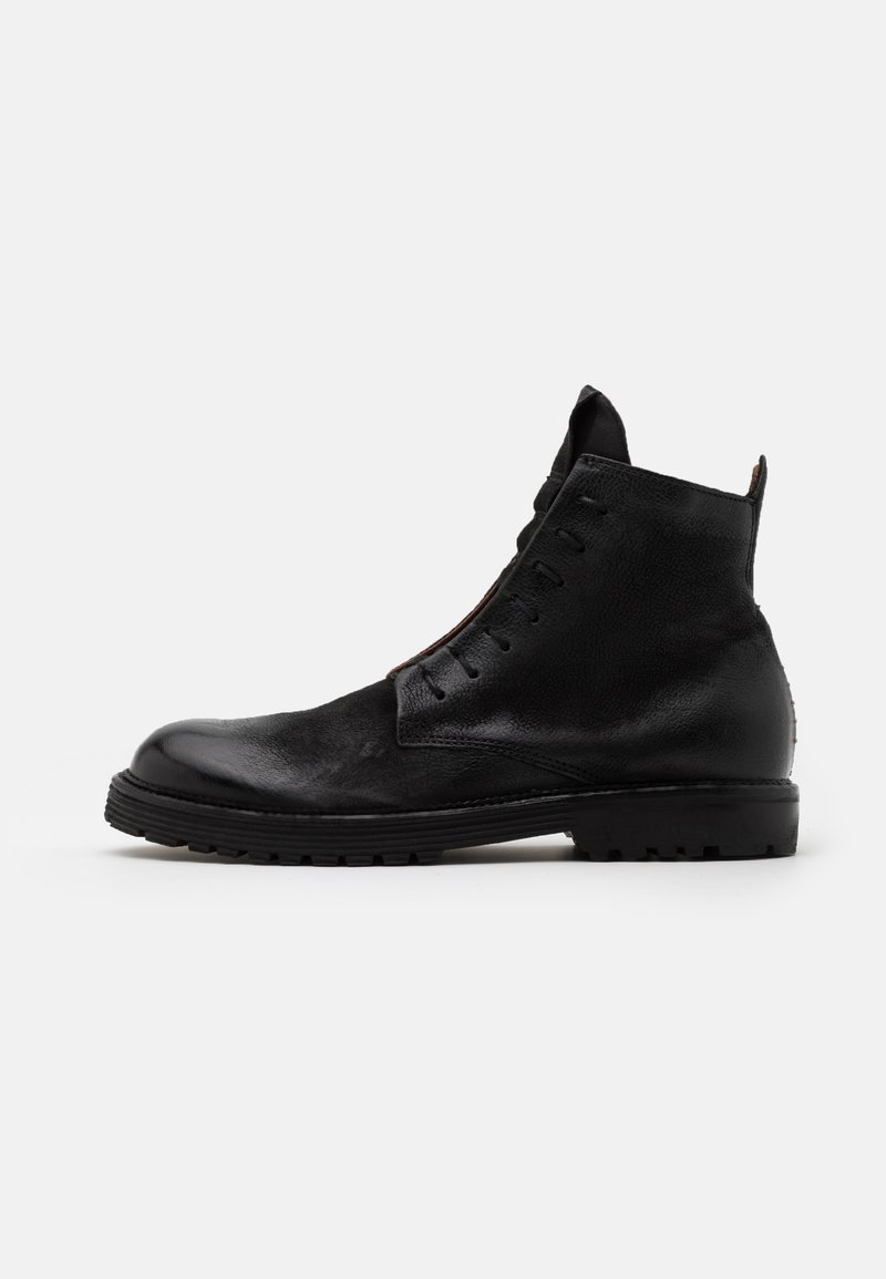A.S.98 - CAMDEN - Lace-up ankle boots - nero