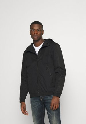 J-CARSON-KA JACKET - Light jacket - black