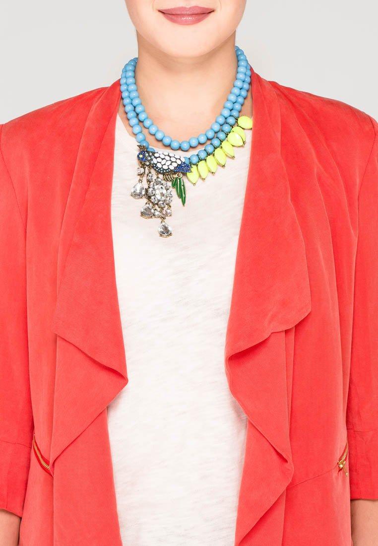 sweet deluxe - Necklace - türkis/kristallfarben/multicolor