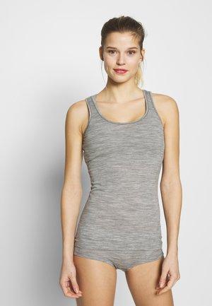 SIREN TANK - Undershirt - grey