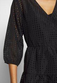 Love Copenhagen - MIALC DRESS - Day dress - pitch black - 6