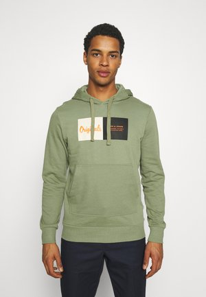 JORJOSHUAS HOOD - Hoodie - sea spray