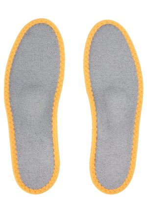 SNEAKER MAGIC STEP - Insole - grey/orange