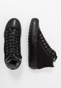 Candice Cooper - PLUS - Sneakers alte - nero - 3