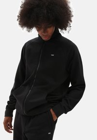 Vans - Zip-up hoodie - black - 0