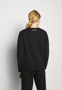 KARL LAGERFELD - 3D IKONIK CHOUPETTE  - Sweatshirt - black - 2