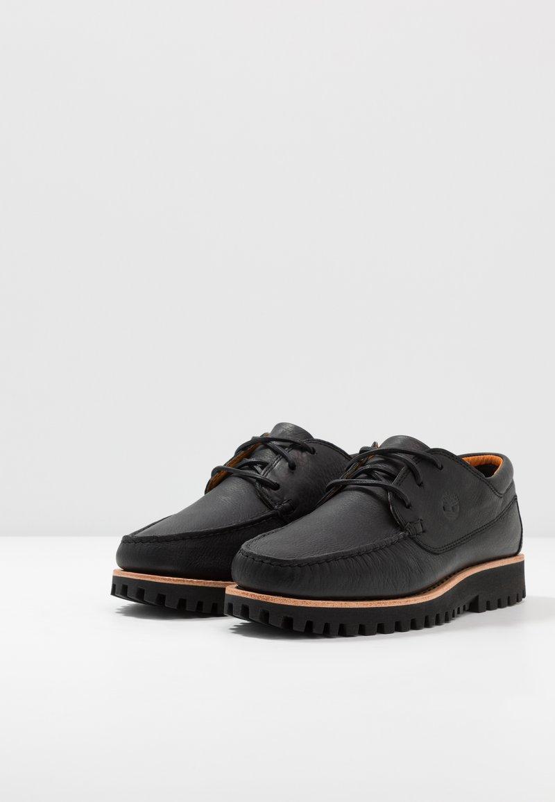 Huérfano Esquivo excitación  Timberland JACKSON'S LANDING - Zapatos de vestir - black/negro - Zalando.es