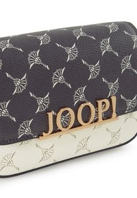 JOOP! - CORTINA MISTO UMA - Across body bag - ecru/navy/braun - 5