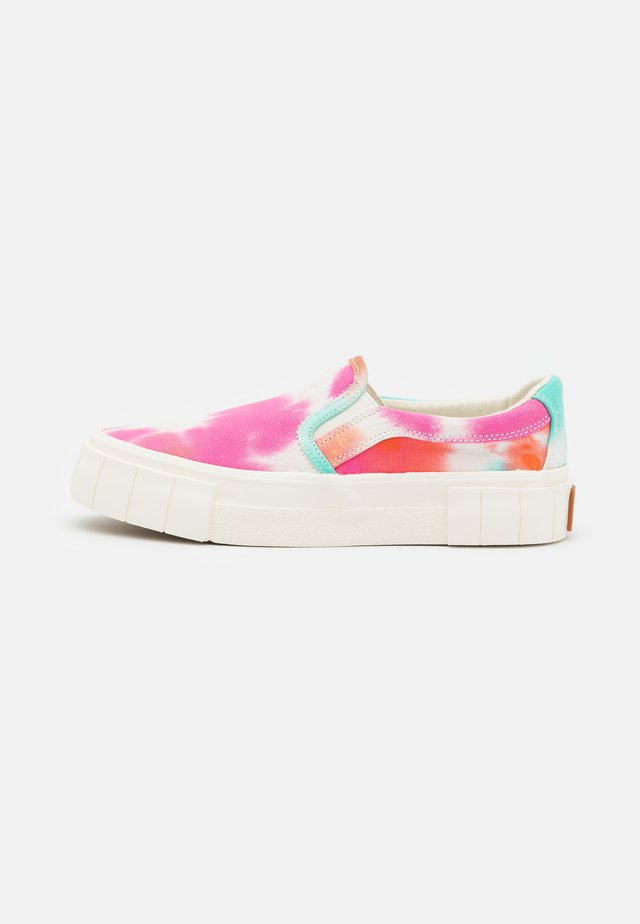 YESS OMBRE UNISEX - Sneakers - multicolor
