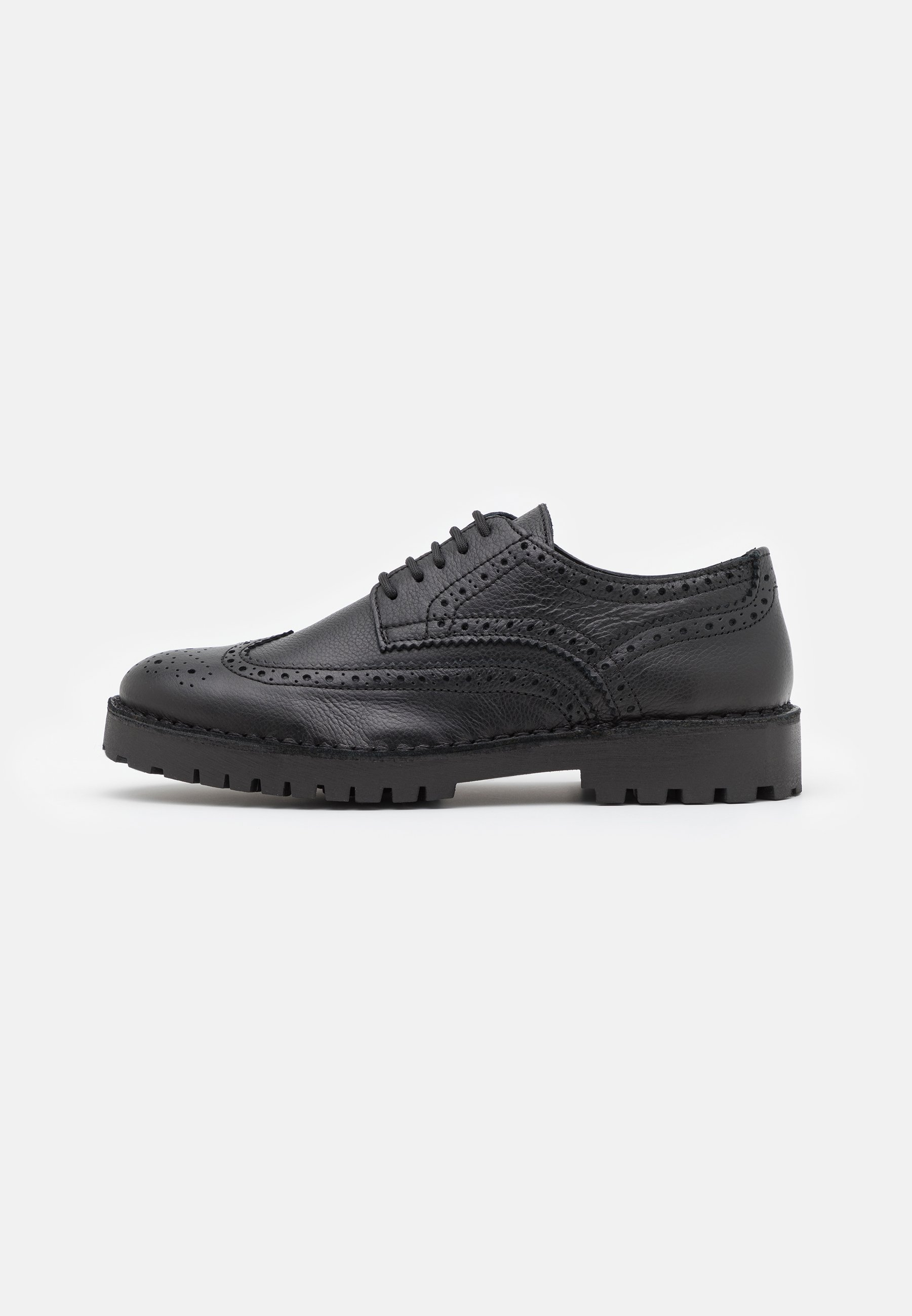 Men SLHRICKY BROGUE SHOE - Lace-ups