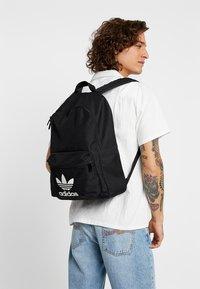 adidas Originals - CLASS - Rucksack - black - 1