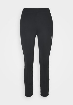 RIDER PANTS - Leggings - black