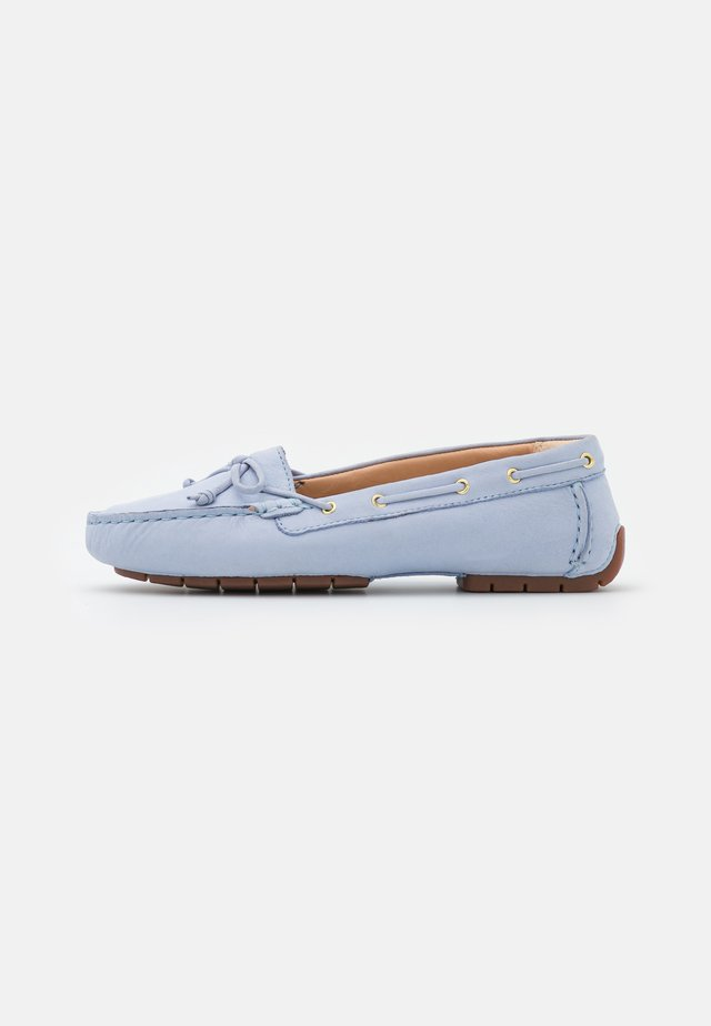 MOCC BOAT - Mocassini - pale blue
