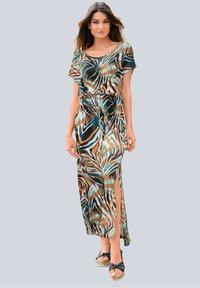 Alba Moda - Maxi dress - blau - 0