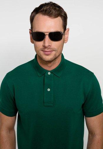 Solglasögon - silberfarben/schwarz