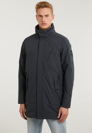 SATURN LIGHT - Short coat - dark grey