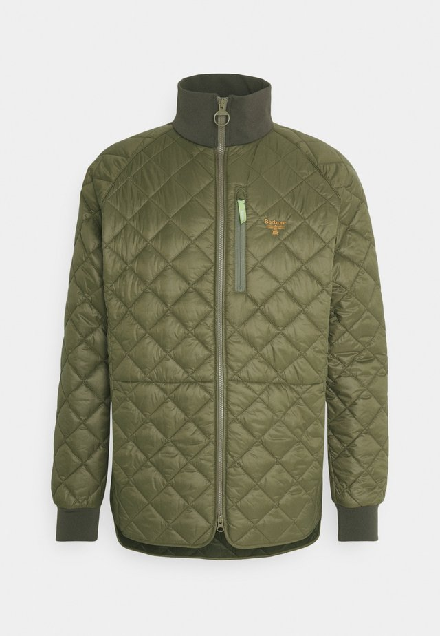 BEACON - Lett jakke - khaki